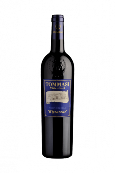 "Tommasi - Valpolicella ""Ripasso"" 2016 (92 POINTS JAMES SUCKLING!)"