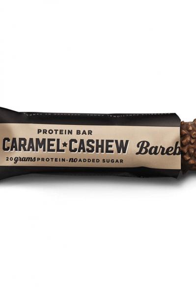 Barebells - Caramel & Cashew Protein Bar