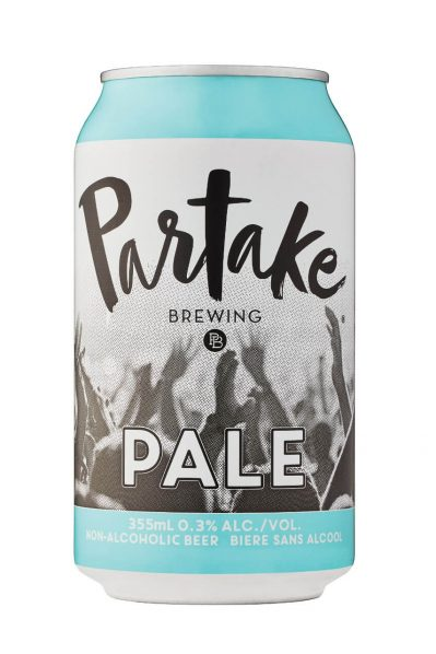 Partake Pale - Non-Alcoholic Beer