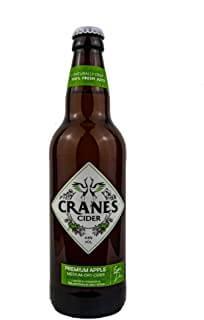 Cranes Cider - Traditional British vintage Apple cider