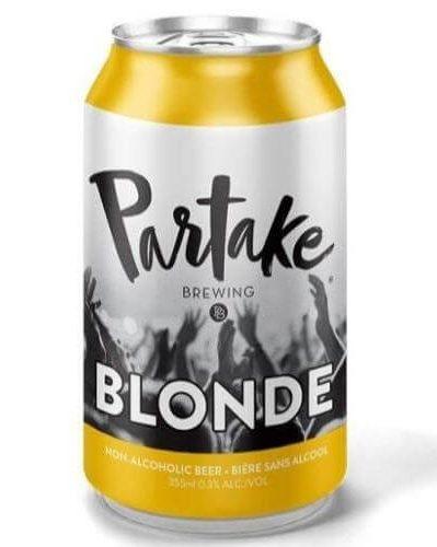 Partake Blonde - Non-Alcoholic Beer