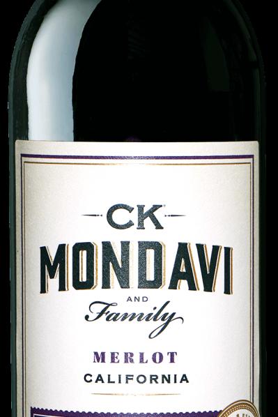 CK Mondavi - Merlot