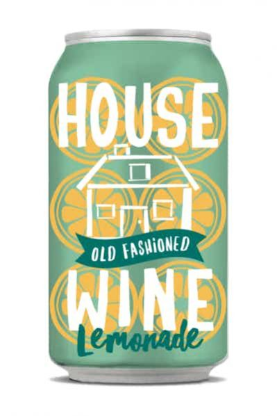 House Wine Old Fashioned Lemonade - 375ml
