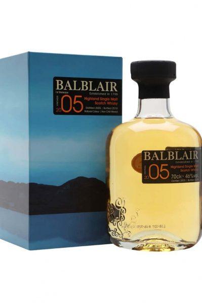 Balblair Malt Whiskey