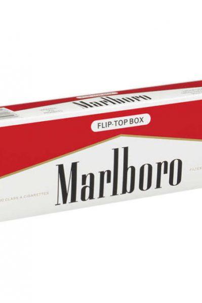 MARLBORO RED CIGARETTES (CARTON)