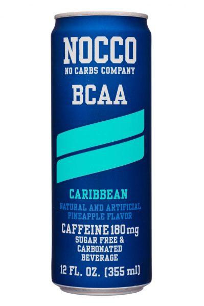 NOCCO BCAA Energy Drink - Caribbean (Sugar Free)