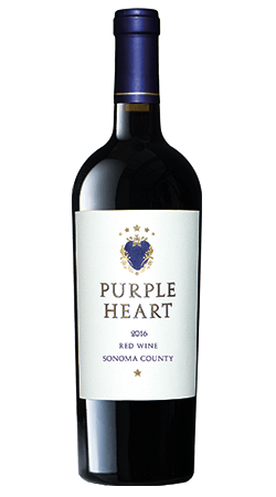 Purple Heart - Red Blend 2016 Sonoma County