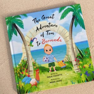 The Great Adventure of Tom to Bermuda - BOOK