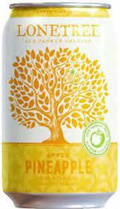 Lonetree Apple Pineapple Cider