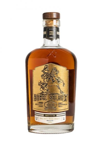 Horse Soldier Signature Small Batch Straight Bourbon Whiskey