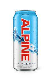 ALPINE LAGER 355mL/  473mL
