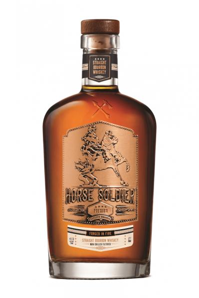 Horse Soldier Premium Straight Bourbon Whiskey