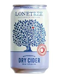 Lonetree Authentic Dry Apple Cider