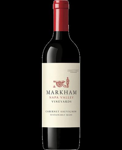 Markham - Cabernet Sauvignon - 2018 - NAPA VALLEY (92 Points James Suckling - Sustainable Pick)
